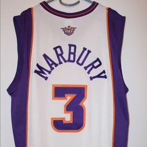 Authentic Reebok Phoenix Suns Jersey. Size 48.